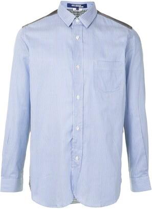 Junya Watanabe Stripe Print Shirt