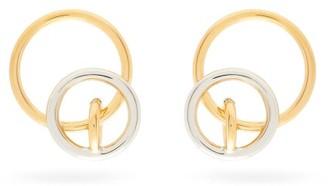 Charlotte Chesnais System Gold Vermeil & Sterling Silver Earrings - Gold