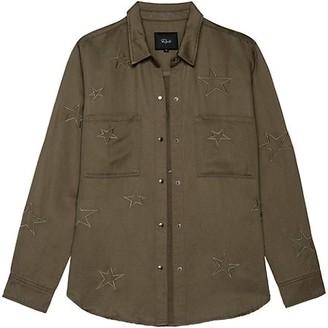 Rails Marcel Star Embroidered Shirt