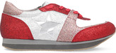 Stella McCartney Scarlet glitter trainers 3-11 years