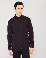 Nudie Jeans Henry Shirt Black