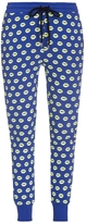 Markus Lupfer Smacker Lip Print Jogging Pants