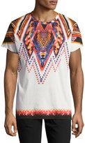 Balmain Peruvienne Printed T-Shirt, White