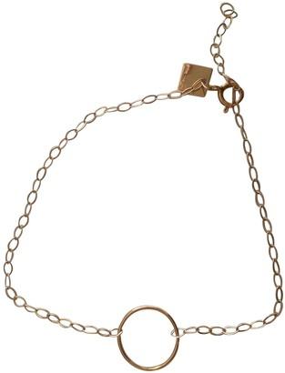 ginette_ny Circle Gold Pink gold Bracelets