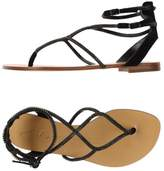 Lola Cruz Toe post sandal