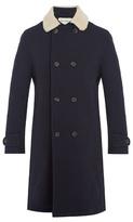 Oliver Spencer Lighthouse wool-blend coat