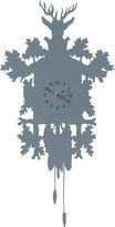 Diamantini Domeniconi Cucu Small Wall Clock Dark Grey
