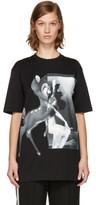 Givenchy Black Bambi T-shirt