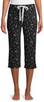 Jaclyn Intimates Women's Capri Pajama Pants