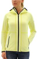 Yellow Fleece Jacket - ShopStyle
