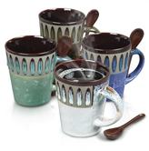 Mr. Coffee Delmar 8-pc. Coffee Mug & Spoon Set