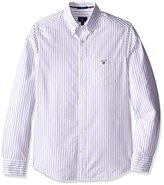 Gant Men's Oxford Pinstripe Fitted Shirt