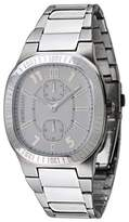 Morellato Time Men's Quartz Watch with Silver Dial Analogue Display and Silver Stainless Steel Bracelet SZ6005