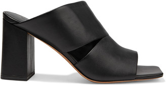 Vince Nelda Leather Mules