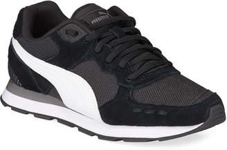 Puma Vista Mesh & Suede Trainer Sneakers