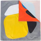 Pierre Hardy geometric colour-block scarf