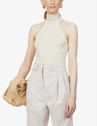 The Range Alloy sleeveless stretch-jersey vest