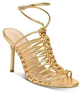 Via Spiga Women's Paula Strappy High-Heel Sandals