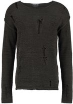 Jack & Jones Joredwin Knit Fit Jumper Tigers Eye