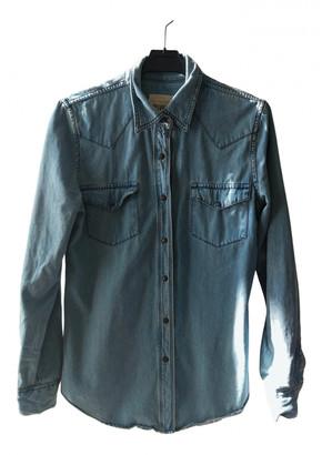 Brandy Melville Blue Denim - Jeans Tops