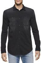 Calvin Klein Jeans Mechanic Denim Long Sleeve Woven Shirt