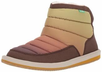 Sanuk Women's Puff N Chill Ombre Boot