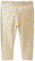 Gymboree Sparkle Leopard Leggings