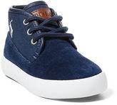 Ralph Lauren Waylon Suede Sneaker