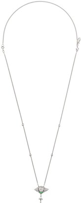 Iosselliani Leo Head Puro necklace