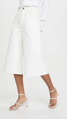 Gold Sign The Culottes