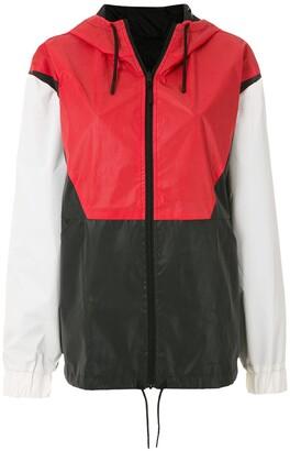 OSKLEN Nylon Reflective Jacket