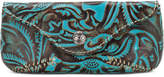 Patricia Nash Turquoise-Tooled Ardenza Sunglasses Case