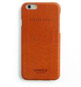 Shinola Leather Wrapped iPhone 6 Case