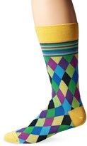 Bugatchi Men's Diamonds Forever Mens Fancy Sock