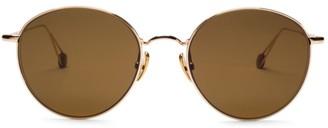 AHLEM Place De La Madeleine 53MM Round Sunglasses