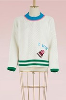 Mira Mikati Monster sweater