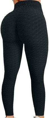 shesuseke Leggings for Women Butt Lift