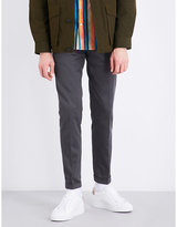 Paul Smith Slim-fit Stretch-cotton Trousers