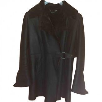 Fratelli Rossetti \N Brown Mongolian Lamb Leather Jacket for Women