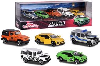 Majorette SUV 5 Pack