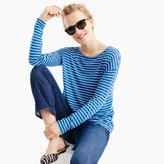 J.Crew 10 percent deck T-shirt in stripe