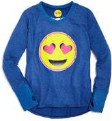So Nikki... Girls' Love Emoji Graphic Shirt - Sizes S-XL