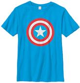 Fifth Sun Captain America Shield Tee - Boys
