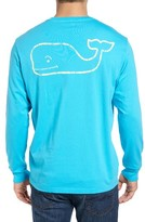 Vineyard Vines Men's Vintage Whale Graphic Pocket T-Shirt