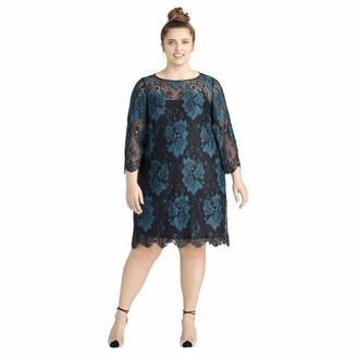 Rachel Roy Women's Plus Size Madeline Dress