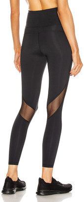 ALALA Compression 7/8 Captain Legging in Black | FWRD