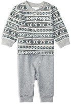 Ralph Lauren Infant Boys' Fair Isle Print Top & Pants Set - Sizes 3-24 Months