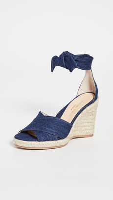 Marion Parke Leah Wedge Sandals