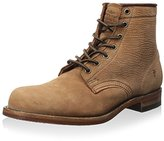 Frye New FRY Men's Arkansas Mid Leather Boots
