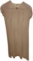 Krizia White Linen Dress for Women
